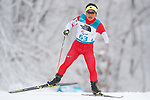 Masaru Hoshizawa (JPN),<br /> MARCH 16, 2018 - Biathlon : <br /> Men's 15 km Standing  <br /> at Alpensia Biathlon Centre   <br /> during the PyeongChang 2018 Paralympics Winter Games in Pyeongchang, South Korea. <br /> (Photo by Yusuke Nakanishi/AFLO SPORT)
