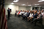 """Town Hall Meeting and """"I Made A Difference"""" Luncheon at Community Medical Center in Toms River, NJ"""