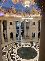 MAR 13  NY Courts Empty Due To COVID-19