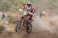 Mexico's Iban Ramirez during the first day junior's trophy class of the FIM international six days of enduro 2016 in Navarra, Spain. October 11, 2016. (ALTERPHOTOS/Rodrigo Jimenez) NORTEPHOTO.COM