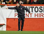 06.02.2019: Aberdeen v Rangers: Derek McInnes