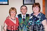 Brigid Lynch, Joe Bourke and Liz Bourton enjoying the Billy Morrissey dancing extravaganza in the Gleneagle hotel on Saturday night