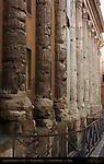 Temple of Deified Hadrian Antoninus Pius 145 AD Borsa (stock exchange) Piazza di Pietra Campus Martius Rome