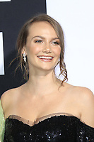 "LOS ANGELES - OCT 17:  Andi Matichak at the ""Halloween"" Premiere at the TCL Chinese Theater IMAX on October 17, 2018 in Los Angeles, CA"