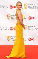 Laura Whitmore at the Virgin TV British Academy (BAFTA) Television Awards 2018, Royal Festival Hall, Belvedere Road, London, England, UK, on Sunday 13 May 2018.<br /> CAP/CAN<br /> &copy;CAN/Capital Pictures