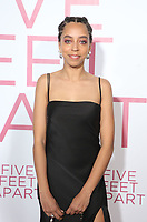 LOS ANGELES, CA - MARCH 7: Hayley Law, at The Premiere Of Lionsgate's &quot;Five Feet Apart&quot; at The Fox Bruin Theatre in Los Angeles, California on March 7, 2019. <br /> CAP/MPI/SAD<br /> &copy;SAD/MPI/Capital Pictures