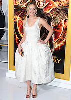 "Los Angeles Premiere Of Lionsgate's ""The Hunger Games: Mockingjay, Part 1"""