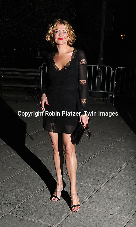 Natasha Richardson in Cavallo dress..arriving at The Vanity FairParty  to open The 2008 Tribeca Film Festival on April 22, 2008 at The State Supreme Court House in New York City. ....Robin Platzer, Twin Images