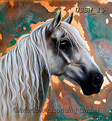 Sandi, REALISTIC ANIMALS, REALISTISCHE TIERE, ANIMALES REALISTICOS, paintings+++++copperhorse(1),USSN19,#a#, EVERYDAY ,horse,horses, ,puzzles
