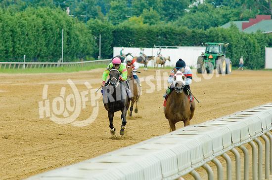 Franstein winning at Delaware Park on 8/11/12