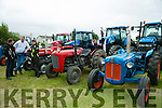 At the Abbeydorney Vintage rally on Sunday were