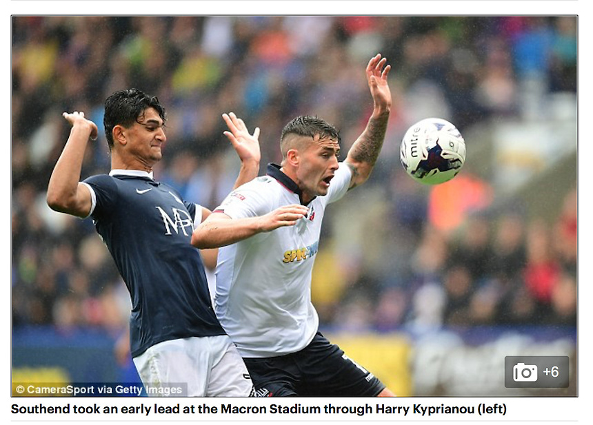 http://www.dailymail.co.uk/sport/football/article-3772498/Bolton-extend-unbeaten-start-season-remain-League-One-1-1-draw-Southend.html