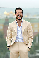 """Mario Casas at the premiere of """"Instinto"""". Moscow, Russia - 05 Sept 2019<br /> **Not for sale in Russia or FSU**<br /> CAP/PER/EN<br /> ©EN/PER/Capital Pictures"""