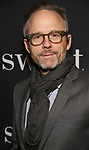 "John Benjamin Hickey attends the Broadway Production of  ""Sweat"" at studio 54 Theatre on March 26, 2017 in New York City"