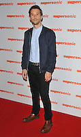 Mat Whitecross at the &quot;Supersonic&quot; London film premiere, Vue West End cinema, Leicester Square, London, England, UK, on Sunday 02 October 2016.<br /> CAP/CAN<br /> &copy;CAN/Capital Pictures /MediaPunch ***NORTH AND SOUTH AMERICAS ONLY***
