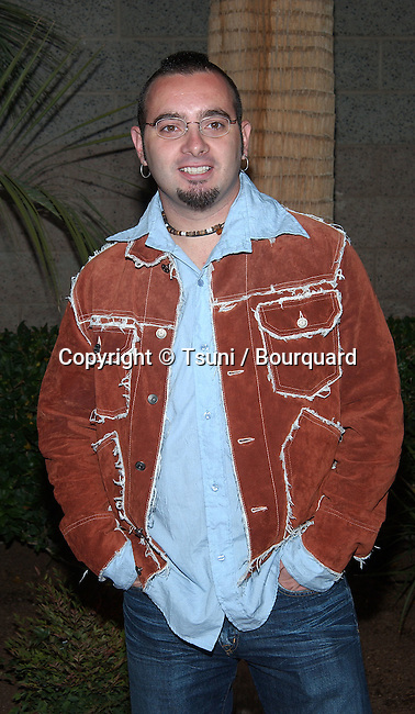 Chris Kirkpatrick arrives at the 2002 Fox Billboard Music Awards held at the MGM Grand Hotel in Las Vegas, NV., December 9, 2002.           -            KirkpatrickChris03.jpg