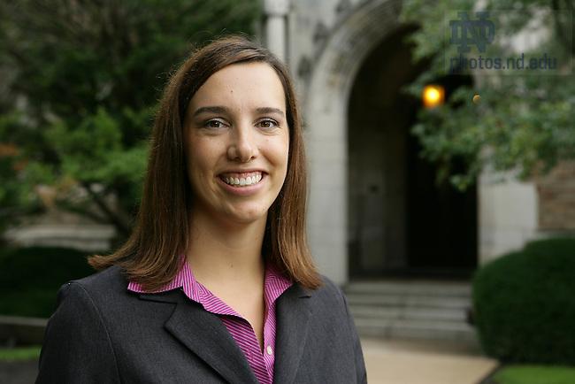 Law School professor Bridgette Carr