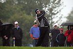 Louis OOSTHUIZEN playing his tee shot off the 10th during day two of the 3 Irish Open..Pic Fran Caffrey/golffile.ie