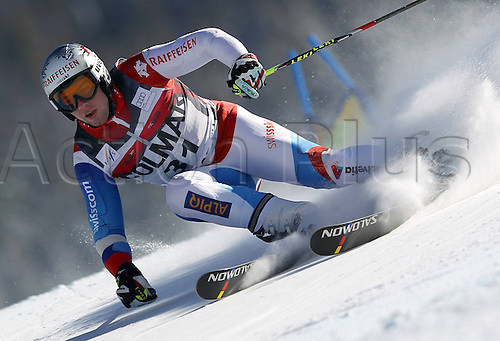 06.12.2011. Beaver Creek, USA. Ski Alpine FIS World Cup Giant slalom the men Picture shows Beat Feuz SUI