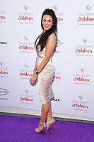 Jessica Cunningham<br /> at the Caudwell Butterfly Ball 2017, Grosvenor House Hotel, London. <br /> <br /> <br /> &copy;Ash Knotek  D3268  25/05/2017