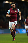 Mile Jedinak of Aston Villa during the Championship match at Villa Park Stadium, Birmingham. Picture date 23rd December 2017. Picture credit should read: Simon Bellis/Sportimage