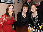 Brenda Grimes, Sheila and Roisín Callan pictured at the Mattock Rangers Annual awards night held in their clubrooms Collon.