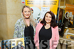 Lisa Curran and Amy Roche of Voice Works in the Manor West Shopping Centre and Retail Park hosting Kerry's local community organisations for its 'Community on Your Doorstep' exhibition on Saturday.