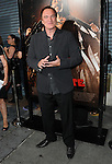 Quentin Tarantino at the 20th Century Fox Special screening of Machete held at The Orpheum Theatre in Los Angeles, California on August 25,2010                                                                               © 2010 Hollywood Press Agency
