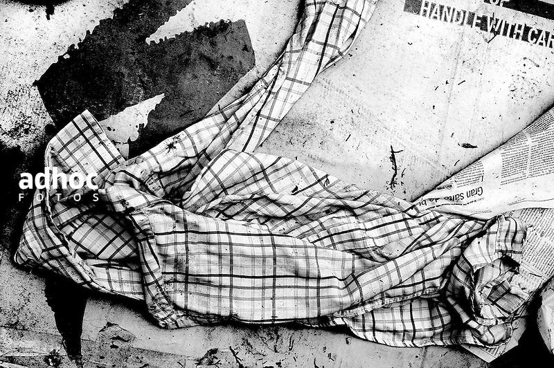 DE LA SERIE D. Trayecto: Plaza Bvar. Artigas esq. Bvar. Espa&ntilde;a y callejones aleda&ntilde;os-Parque Rod&oacute;-Bvar. Artigas por debajo de Sarmiento hasta Ibiray-Estigarribia. Montevideo, 24/04/2013.<br /> Foto: Ricardo Antunez<br /> URUGUAY<br /> 2013