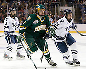 Jimmy Martin (Yale - 2), Patrick Cullity (Vermont - 4), Chris Cahill (Yale - 24) - The University of Vermont Catamounts defeated the Yale University Bulldogs 4-1 in their NCAA East Regional Semi-Final match on Friday, March 27, 2009, at the Bridgeport Arena at Harbor Yard in Bridgeport, Connecticut.