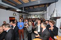 ALGEMEEN: HEERENVEEN: 26-09-2013, Officiële opening De Broedstoof, ©foto Martin de Jong