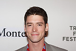 Actor Pico Alexander arrives at the Tribeca Talks: Storytellers with Ed Burns & world premiere of Summertime at BMCC Tribeca PAC, on April 27, 2018, during the 2018 Tribeca Film Festival.