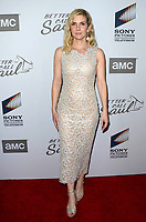 """LOS ANGELES - FEB 5:  Rhea Seehorn at the """"Better Call Saul"""" Season 5 Premiere at the Arclight Hollywood on February 5, 2020 in Los Angeles, CA"""