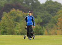 Kevin Phelan (IRL) on the 2nd fairway during Round 1 of the Bridgestone Challenge 2017 at the Luton Hoo Hotel Golf &amp; Spa, Luton, Bedfordshire, England. 07/09/2017<br /> Picture: Golffile | Thos Caffrey<br /> <br /> <br /> All photo usage must carry mandatory copyright credit     (&copy; Golffile | Thos Caffrey)