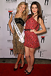 EMMA BAKER, KIERSTEN BRADA-PITTS. Arrivals to the LA Rocks Fashion Show, featuring the Lauren Elaine Fall 2010 Collection Debut at the Key Club. West Hollywood, CA, USA. March 22, 2010.