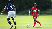 Denilson Carvalho of Huddersfield Town in action during Millwall Under-23 vs Huddersfield Town Under-23, Professional Development League Football at Millwall Training Ground on 14th August 2017