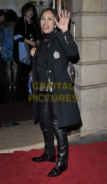 LONDON, ENGLAND - OCTOBER 23: Candi Staton attends the &quot;Memphis&quot; press night performance, Shaftesbury Theatre, Shaftesbury Avenue, on Thursday October 23, 2014 in London, England, UK. <br /> CAP/CAN<br /> &copy;Can Nguyen/Capital Pictures