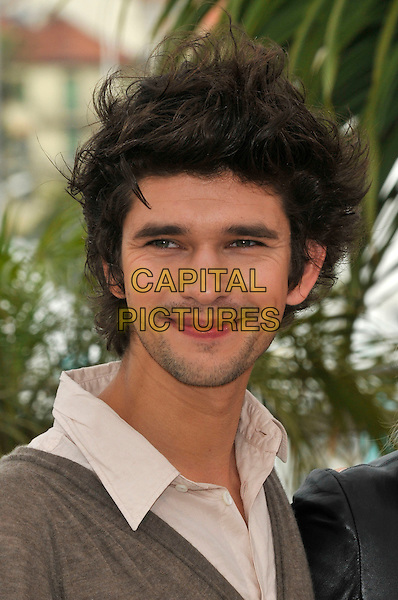 BEN WISHAW.'Bright Star' photocall.62nd International Cannes Film Festival.Cannes, France. 15th May 2009.headshot portrait whishaw stubble facial hair .CAP/PL.©Phil Loftus/Capital Pictures