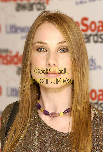 ROSIE MARCEL.Inside Soap Awards 2005, Floridita London, W1..September 26th, 2005.headshot portrait.www.capitalpictures.com.sales@capitalpictures.com.© Capital Pictures.