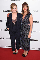 Amy Poehler &amp; Rashida Jones at the Glamour Women of the Year Awards at Berkeley Square Gardens in London, UK. <br /> 06 June  2017<br /> Picture: Steve Vas/Featureflash/SilverHub 0208 004 5359 sales@silverhubmedia.com