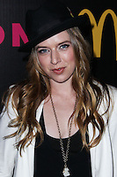 WEST HOLLYWOOD, CA - DECEMBER 05: ZZ Ward arriving at the Nylon Magazine December 2013/January 2014 Cover Launch Party held at Quixote Studios on December 5, 2013 in West Hollywood, California. (Photo by Xavier Collin/Celebrity Monitor)