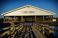 Fishing Shelter, Lake Tabor