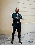 Jean-Luc Konan, PDG de Cofina