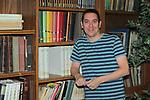 Visita Rodatge Merli. 3a temporada.<br /> Hector Lozano.