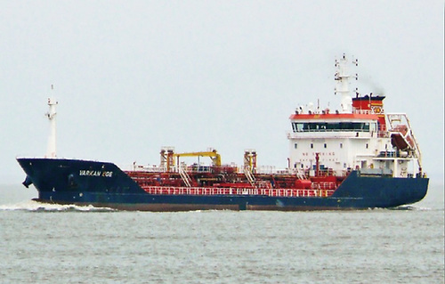 Tanker 'Varkan Ege'
