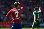 Atletico de Madrid's Antoine Griezmann during BBVA La Liga match. April 02,2016. (ALTERPHOTOS/Borja B.Hojas)
