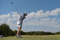Brittany Altomare (USA) watches her tee shot on 12 during round 4 of the Volunteers of America Texas Classic, the Old American Golf Club, The Colony, Texas, USA. 10/6/2019.<br /> Picture: Golffile | Ken Murray<br /> <br /> <br /> All photo usage must carry mandatory copyright credit (© Golffile | Ken Murray)