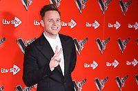 Ollie Murs<br /> at the photocall for The Voice UK 2018 launch at Ham Yard Hotel, London<br /> <br /> <br /> ©Ash Knotek  D3366  03/01/2018