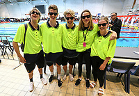 Pirates. Swimming New Zealand Aon National Age Group Championships, Wellington Regional Aquatic Centre, Wellington, New Zealand, Saturday 20 April 2019. Photo: Simon Watts/www.bwmedia.co.nz