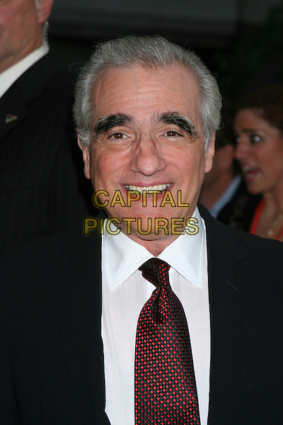 "MARTIN SCORSESE.Arrivals At ""no Direction Home: Bob Dylan"" Premiere held at the Ziegfeld Theatre,.New York, 19th September 2005 .portrait headshot suit black.Ref: IW.www.capitalpictures.com.sales@capitalpictures.com.©Capital Pictures"